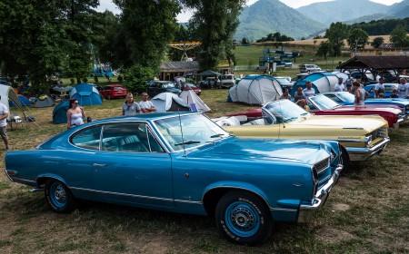 Foto: Mustang & US cars - 14. priateľské stretnutie fanúšikov 6