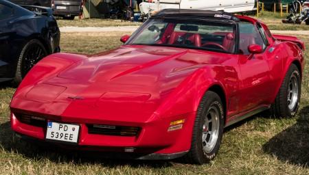 Foto: Mustang & US cars - 14. priateľské stretnutie fanúšikov 10