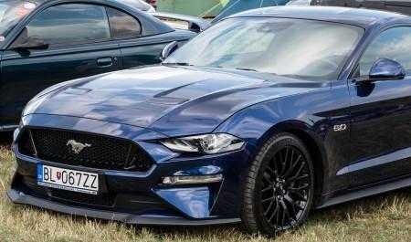 Foto: Mustang & US cars - 14. priateľské stretnutie fanúšikov 24