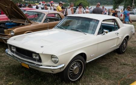 Foto: Mustang & US cars - 14. priateľské stretnutie fanúšikov 29
