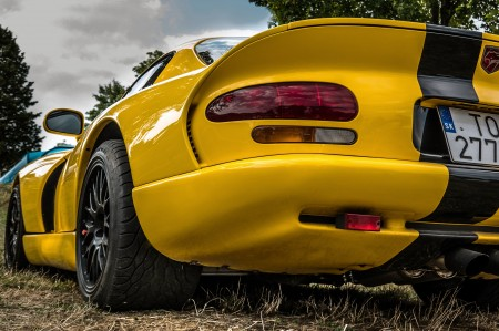 Foto: Mustang & US cars - 14. priateľské stretnutie fanúšikov 32