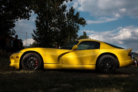 Foto: Mustang & US cars - 14. priateľské stretnutie fanúšikov 40