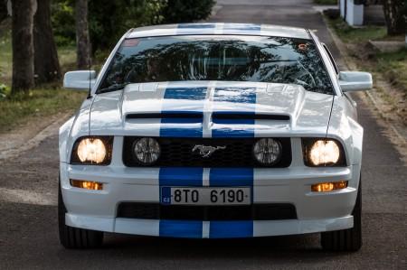 Foto: Mustang & US cars - 14. priateľské stretnutie fanúšikov 43