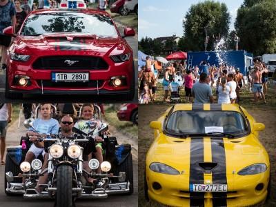 Foto: Mustang & US cars - 14. priateľské stretnutie fanúšikov