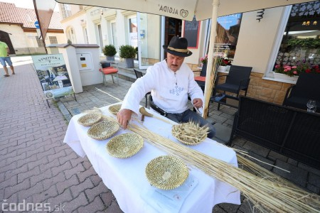 Foto a video: Bojnický festival remesiel 2021 12