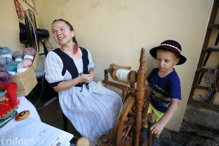 Foto a video: Bojnický festival remesiel 2021 16