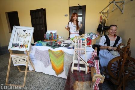 Foto a video: Bojnický festival remesiel 2021 17