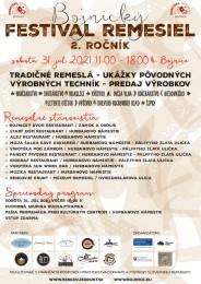 Foto a video: Bojnický festival remesiel 2021 105