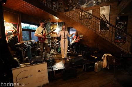 Foto: Barbora Švidraňová & Basie Frank Band 3