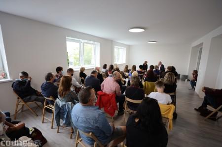 Foto a video: Deň otvorených dverí Galéria Jabloň a Múzeum Vtedy Prievidza 4