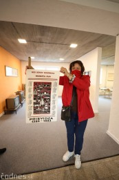Foto a video: Deň otvorených dverí Galéria Jabloň a Múzeum Vtedy Prievidza 62