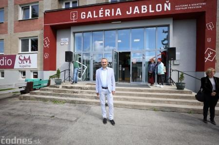Foto a video: Deň otvorených dverí Galéria Jabloň a Múzeum Vtedy Prievidza 80