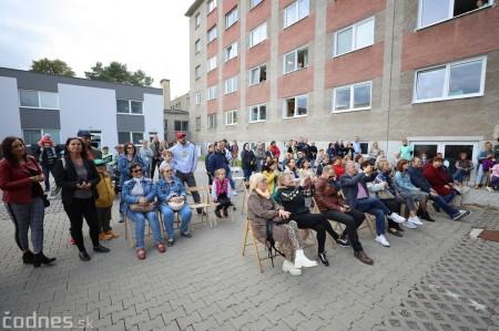 Foto a video: Deň otvorených dverí Galéria Jabloň a Múzeum Vtedy Prievidza 100