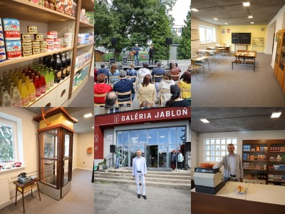 Foto a video: Deň otvorených dverí Galéria Jabloň a Múzeum Vtedy Prievidza