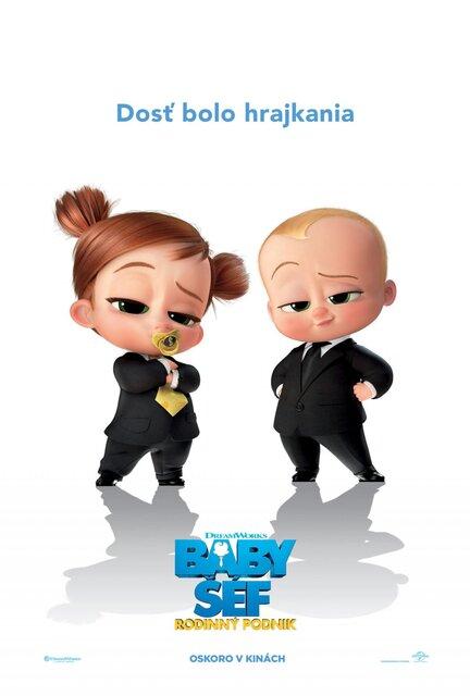 Baby šéf: Rodinný podnik (The Boss Baby: Family Business)