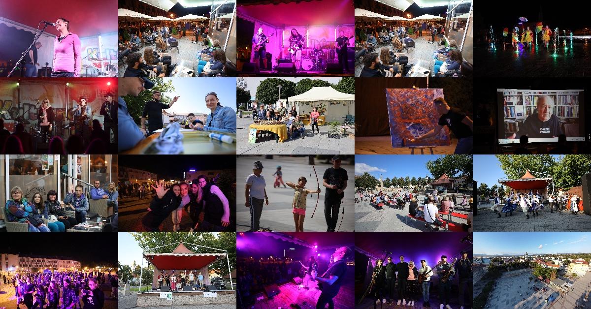 Foto a video: STREET PD 2021 (Stre3t PD) - Multižánrový festival na námestí v Prievidzi