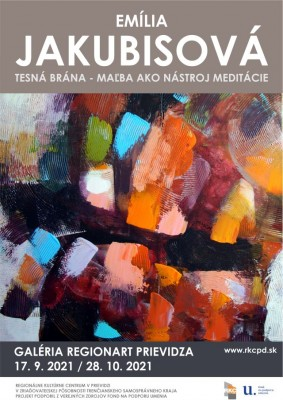 Tesná brána - Maľba ako nástroj meditácie