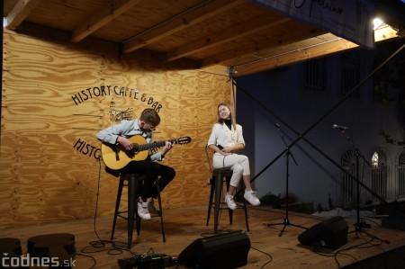 Foto a video: Kristin Lash & Jakob Grey - Jazz na námestí - Prievidza 2