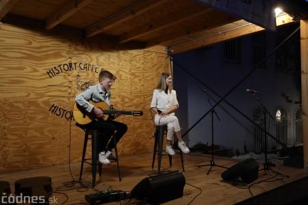 Foto a video: Kristin Lash & Jakob Grey - Jazz na námestí - Prievidza 3