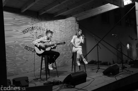 Foto a video: Kristin Lash & Jakob Grey - Jazz na námestí - Prievidza 4