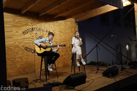 Foto a video: Kristin Lash & Jakob Grey - Jazz na námestí - Prievidza 5