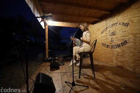 Foto a video: Kristin Lash & Jakob Grey - Jazz na námestí - Prievidza 11