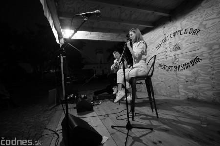 Foto a video: Kristin Lash & Jakob Grey - Jazz na námestí - Prievidza 12