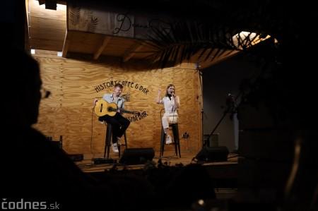 Foto a video: Kristin Lash & Jakob Grey - Jazz na námestí - Prievidza 15
