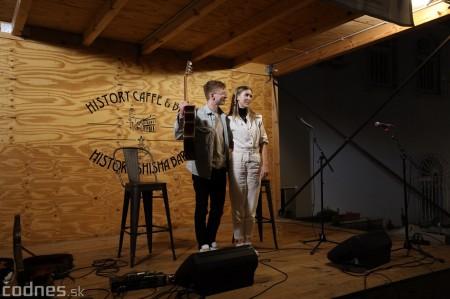 Foto a video: Kristin Lash & Jakob Grey - Jazz na námestí - Prievidza 17