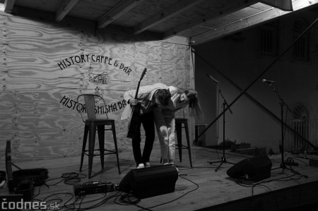 Foto a video: Kristin Lash & Jakob Grey - Jazz na námestí - Prievidza 18
