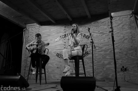 Foto a video: Kristin Lash & Jakob Grey - Jazz na námestí - Prievidza 19