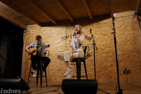 Foto a video: Kristin Lash & Jakob Grey - Jazz na námestí - Prievidza 20