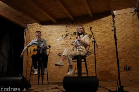 Foto a video: Kristin Lash & Jakob Grey - Jazz na námestí - Prievidza 22