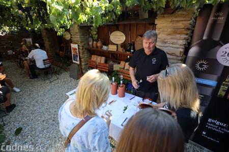 Foto a video: Bojnický festival poctivých vín 2021 4