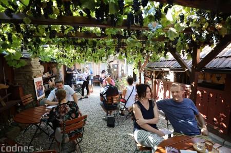 Foto a video: Bojnický festival poctivých vín 2021 10