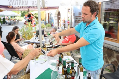 Foto a video: Bojnický festival poctivých vín 2021 22