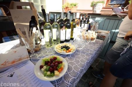 Foto a video: Bojnický festival poctivých vín 2021 30