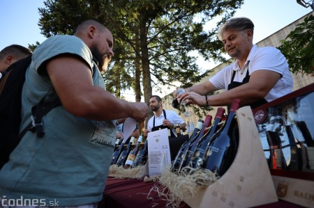 Foto a video: Bojnický festival poctivých vín 2021 49