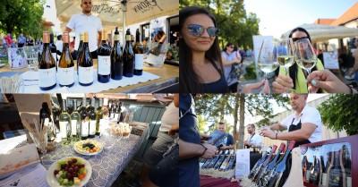 Foto a video: Bojnický festival poctivých vín 2021