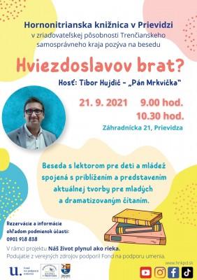 Hviezdoslavov brat?  - tvorivý workshop