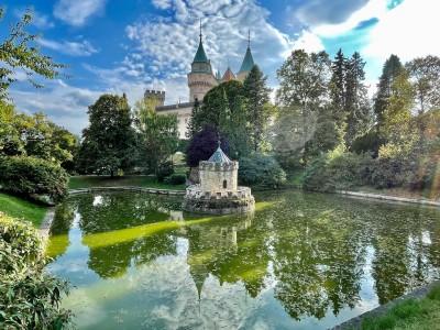 Video: Zámocký park pri Bojnickom zámku potrebuje revitalizáciu