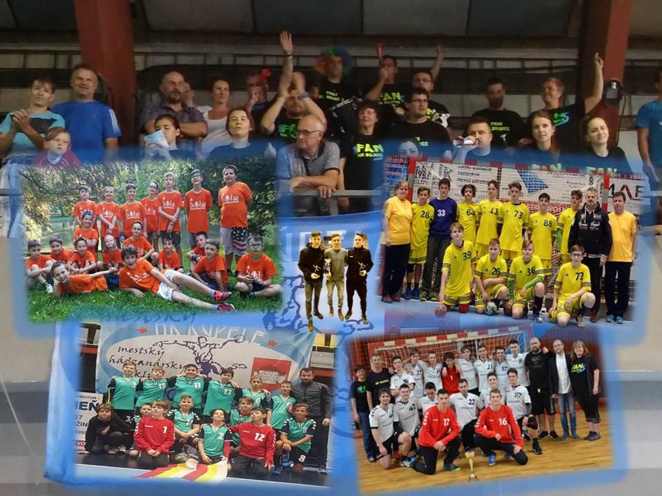 3. kolo Niké Handball Extraligy: HK Kúpele Bojnice - HK AGRO Topoľčany