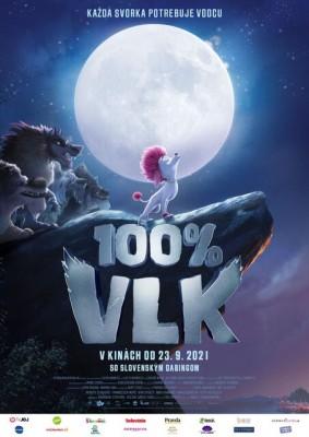 100 % Vlk (100% Wolf)