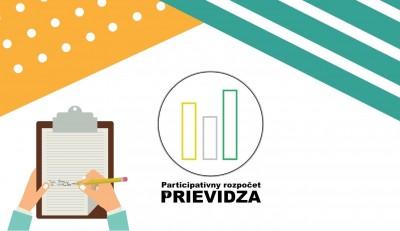 Projekty participatívneho rozpočtu v meste Prievidza 2021/2022