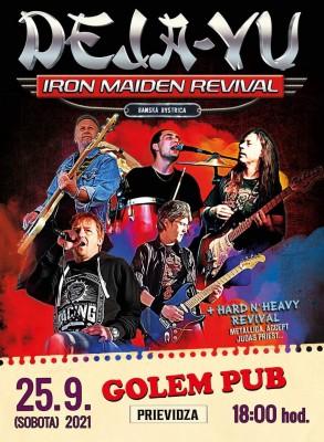 Iron Maiden revival- Dejavu