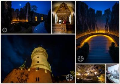 Večerné prehliadky nádvorí Bojnického zámku budú môcť návštevníci vidieť posledný raz