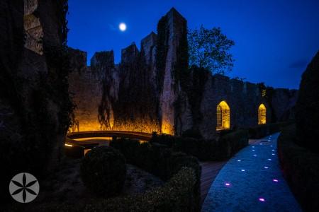 Večerné prehliadky nádvorí Bojnického zámku budú môcť návštevníci vidieť posledný raz 3