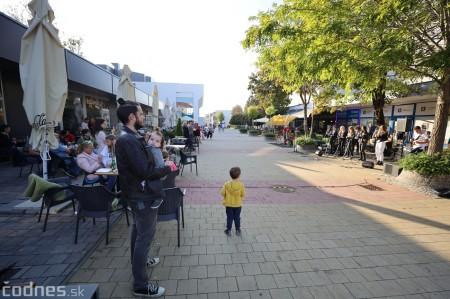 Foto: Koncert súborov ZUŠ L. Stančeka na námestí v Prievidzi 17