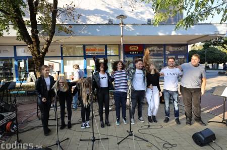 Foto: Koncert súborov ZUŠ L. Stančeka na námestí v Prievidzi 20