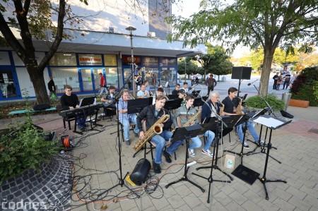 Foto: Koncert súborov ZUŠ L. Stančeka na námestí v Prievidzi 22